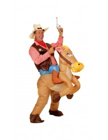 Fato Cavalo Cowboy