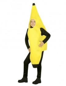 Fato Banana Criança