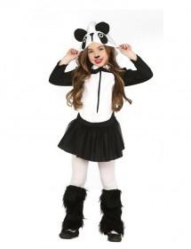 Fato Panda Criança