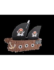 Pinhata Barco Pirata