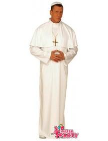 Kit Papa (túnica, cruz, solidéu)