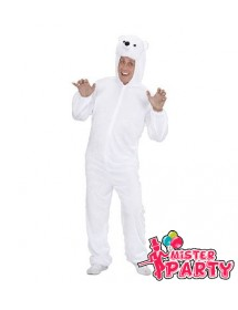 Fato Urso Polar