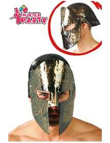 Capacete c/mascara Gladiador