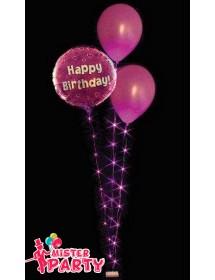 Decoração LED para Balões