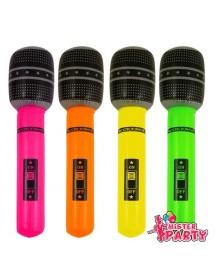 Microfone Insuflável 40cm