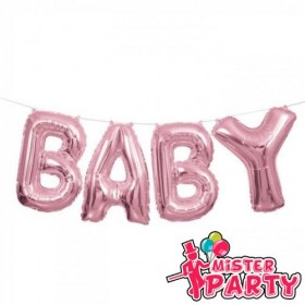 Balão Banner BABY