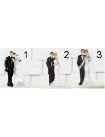 Noivos Bolo Casamento