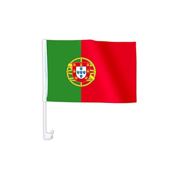 Bandeira De Carro Portugal Mr Party