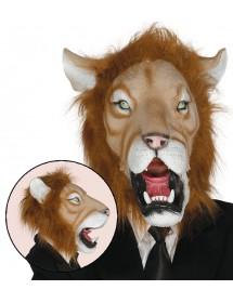 Máscara Completa Leão