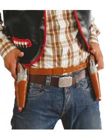 Coldre Cowboy e Pistolas