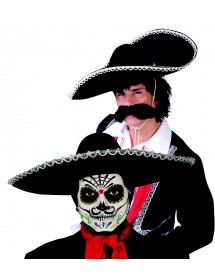 Chapéu Fantasma Mexicano