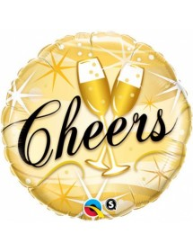 Balão Foil Cheers