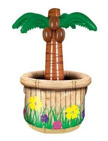 Palmeira Refrescante Insuflável