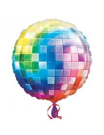 Balão Foil Disco Party
