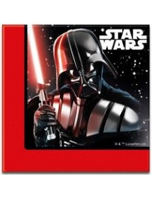 Guardanapos Star Wars ( Pack 20 )