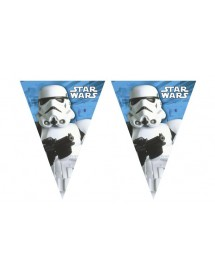 Bandeiras Plástico Star Wars