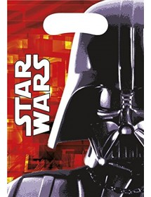 Sacos Star Wars ( pack 6 )