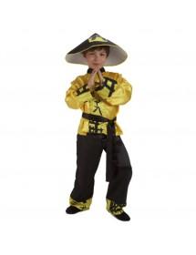 Fato Chines Criança