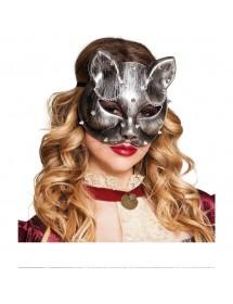 Máscara Gata Deluxe