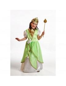 Vestido Princesa de Verde