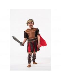 Fato Criança Guerreiro Romano