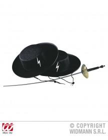 Chapéu Zorro