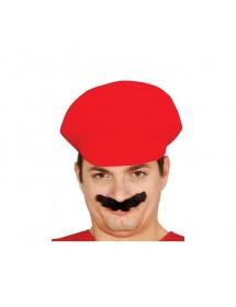 Boina Maquinista ( Super Mario )