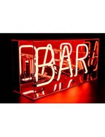 Caixa Acrílica Neon BAR
