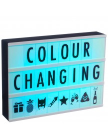 Light Box Multicor