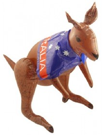 Kanguru Insuflável ( 70cm )