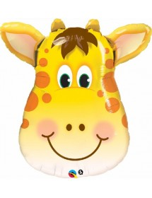 Balão Foil Girafa Qualatex