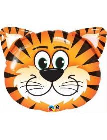Balão Foil Tigre Qualatex