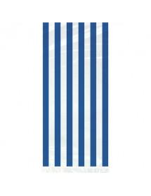 Sacos Plástico Azul Escuro (pack 20)