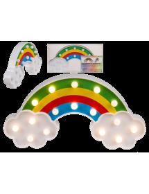 Arco-íris LED