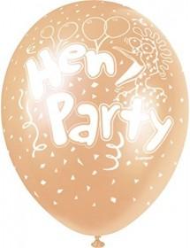 Balões Hen Party 30cm ( Pack 5 )
