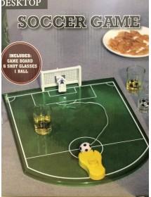 Jogo de Futebol / Beber Shots