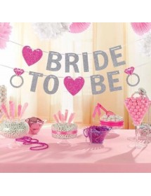 Banner Bride To Be ( 3,65cm )