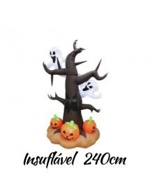 Arvóre Halloween 240cm