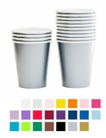Copo Liso Colorido ( Pack 14 )