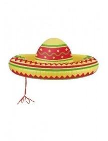 Sombrero Mexicano Insuflável