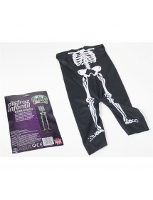 Disfarce Infantil Esqueleto ( 12 a 24 meses)
