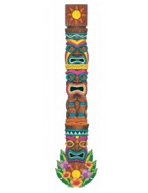 Ilha Tiki Decor