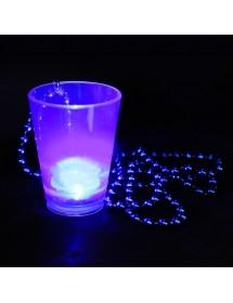 Copo de Shot LED ( Rosa )