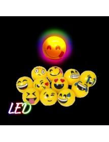 Bola Emoji LED ( 5cm )