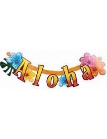 Aloha Banner 83cm
