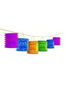 Grinalda Tiki Lanternas 3,6m