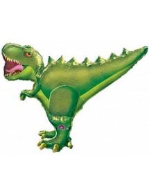 Balão Foil Dinossauro Predador
