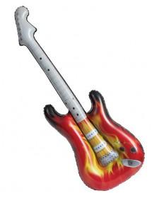 Guitarra Electrica Insuflável (96cm)