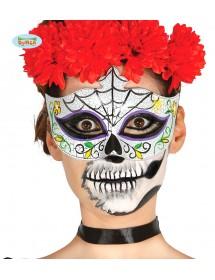 Máscara Dia dos Mortos Homem