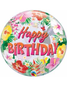 Bubble Qualatex Happy Birthday Party!